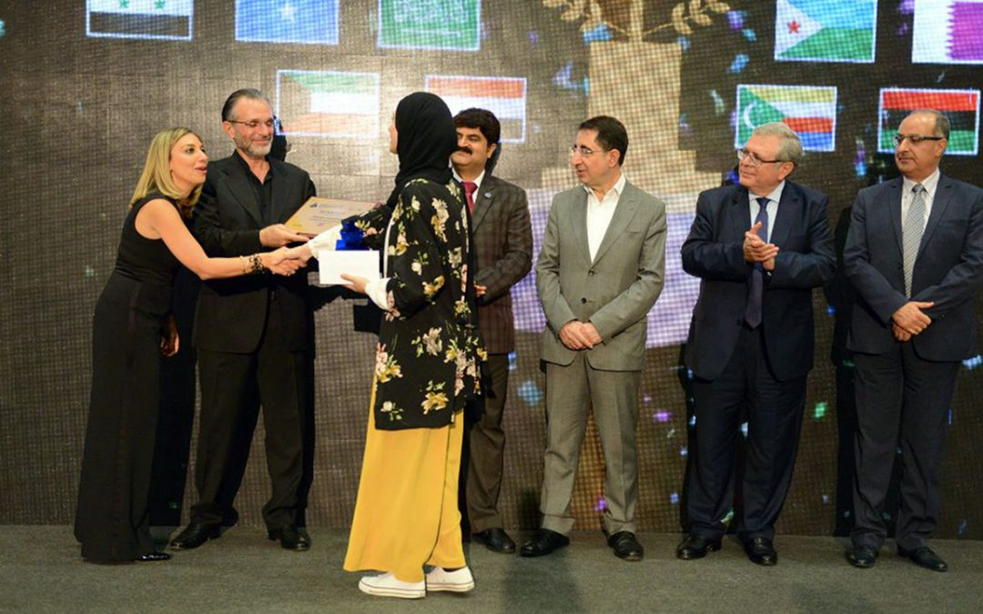 LIU Wins 3 outstanding awards at The Arab Student Starpack competition 2018