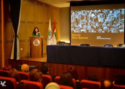 Beirut Mon Amour Discussion Panel April 19th, 2018