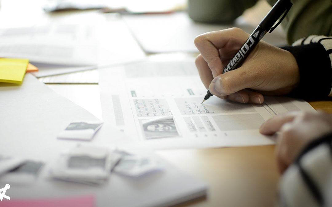 Ux. Fundamentals of User-Experience Workshop