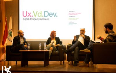 Ux.Vd.Dev. Digital Design Symposium