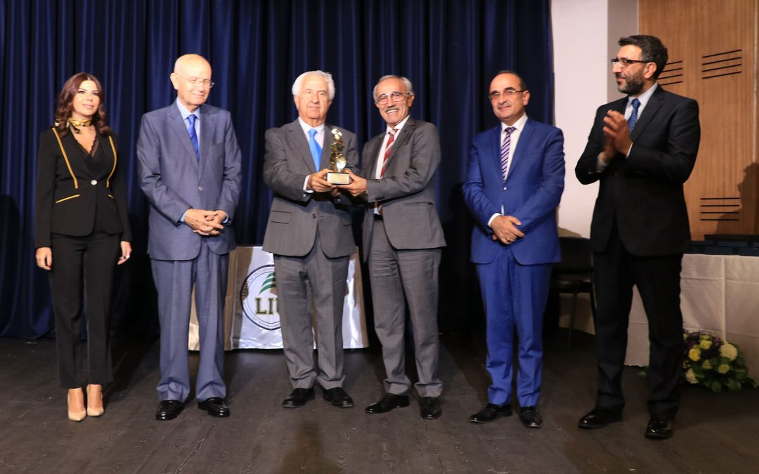 Mount Lebanon campus, honors Hassan Jouni