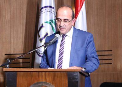 Honoring Hassan Jouni - FAD Mount Lebanon Campus, November 8th, 2018