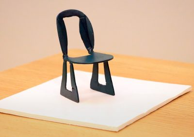 Status of a Chair - FAD Furniture Design Exhibition - December 2018